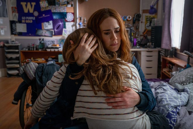 There's something unnatural, even sinister about the relationship between Chloe (Kiera Allen) and her mom, Diane (Sarah Paulson).