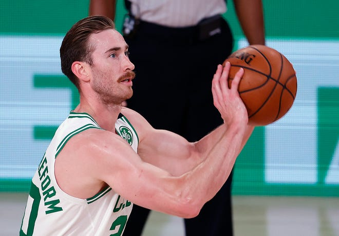 Gordon Hayward's time in Boston may have come to an end after he reportedly declined to exercise his player option for next season.