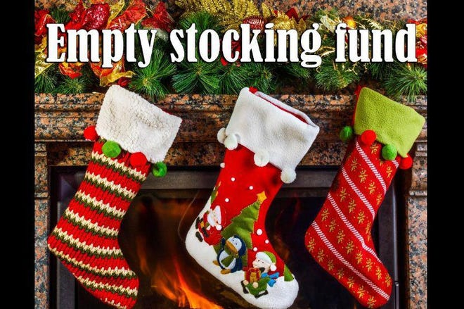 This year's Empty Stocking Fund campaign goal is $150,000.