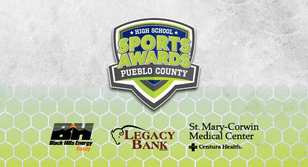 Pueblo Country High School Sports Awards