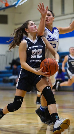 Senior Hannah Yochem will play a crucial leadership role for the Grandview Heights girls basketball team this winter. She led the Bobcats in scoring, steals and assists a year ago, earning her honorable mention all-state, second-team all-district and first-team all-league honors.