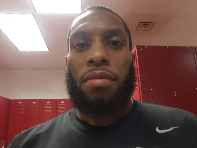 A GoFundMe page has been sent up to help the family of Cortland Townes, the assistant coach of the Cambridge Rindge and Latin School girls varsity and JV basketballs teams, who lost everything in the Nov. 17 fire in the Port.