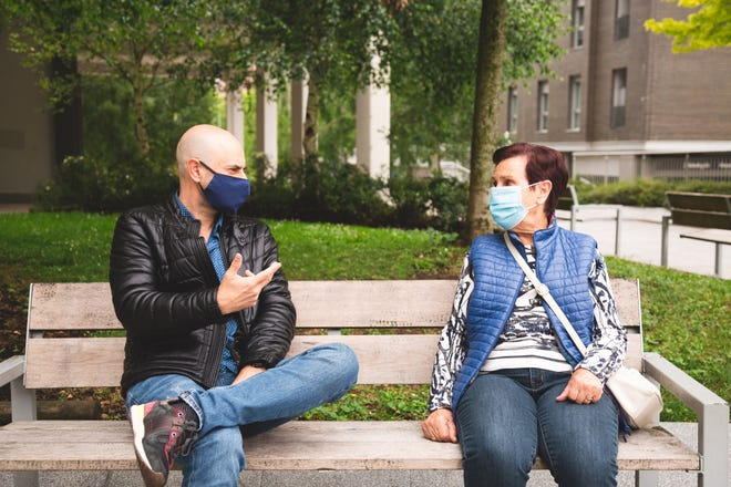 Face-to-face communication can be more difficult with masks, but there are ways to ease misunderstandings.