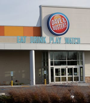 Dave & Buster's is scheduled to open in early 2021 in the former Younkers furniture store in Bay Park Square in Ashwaubenon.