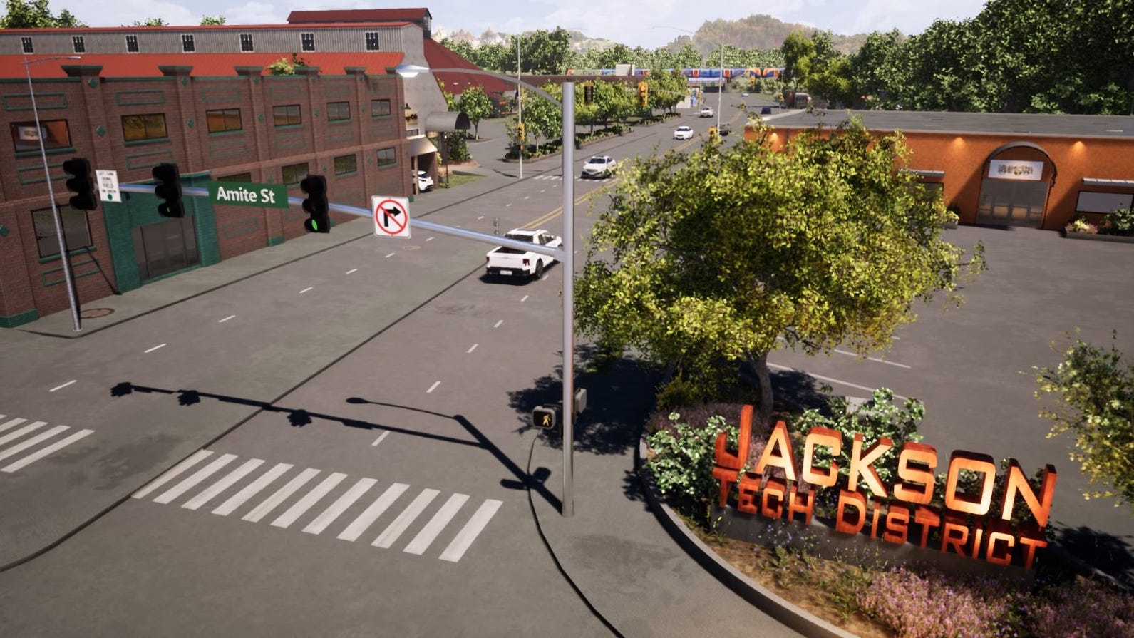 Tech district planned for downtown Jackson