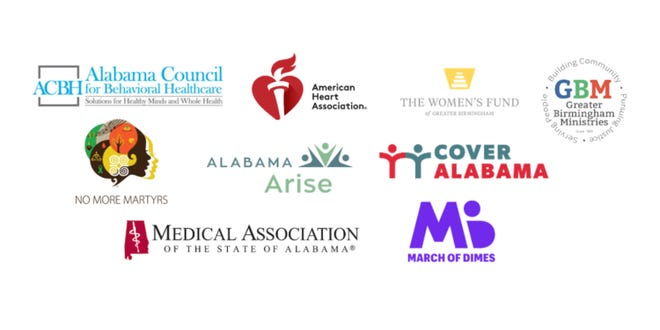 Partner agencies in Cover Alabama say Medicaid expansion would save Alabama mothers from preventable deaths, boost treatment resources for mental health and substance use disorders.