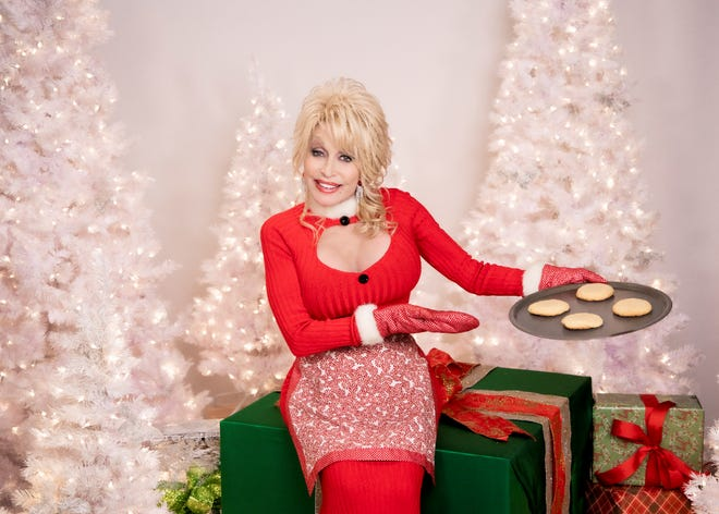 "Dolly Parton released ""A Holly Dolly Christmas"" this year, her first holiday album since 1990."