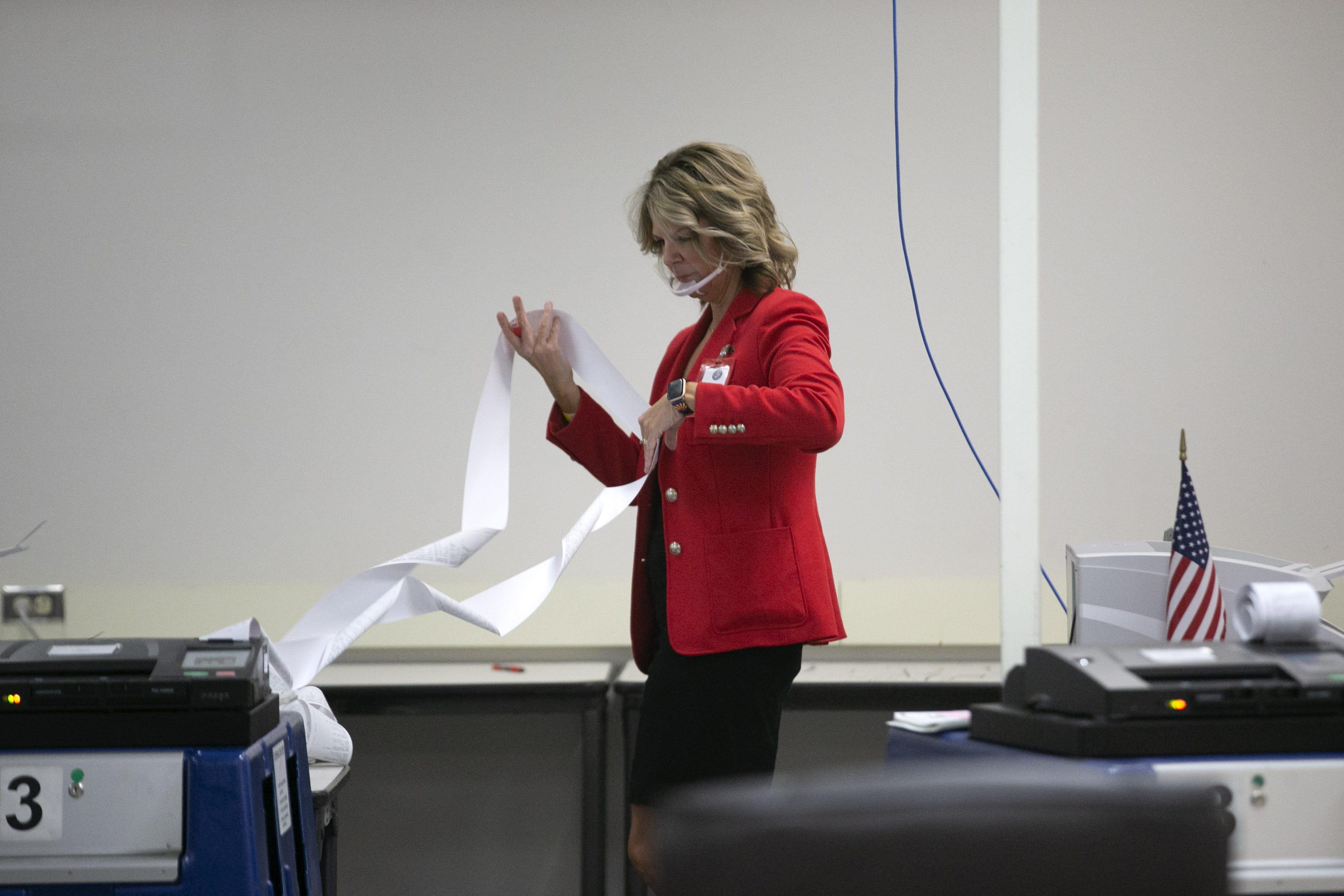 Maricopa County seçim denetimi davası reddedildi; kanvass gecikmesi reddedildi