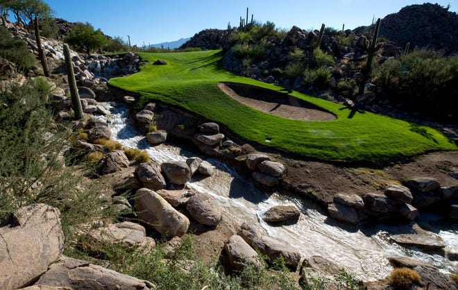 Stone Canyon Golf Club in Oro Valley, Arizona