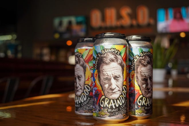 Uncle Bunky's Grawdoo, a malt liquor, was brewed by O.H.S.O Brewery and released on Nov. 13