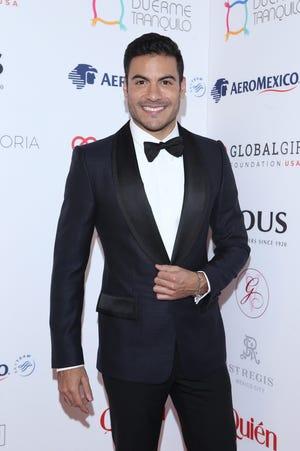Aunque triste por haber cancelado su participación como conductor en el Grammy Latino, Carlos Rivera aseguró que lo más importante es cuidarse y cuidar a los demás.