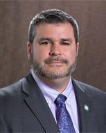 Tony Davis represents northwestern Louisiana on the Board of Elementary and Secondary Education.