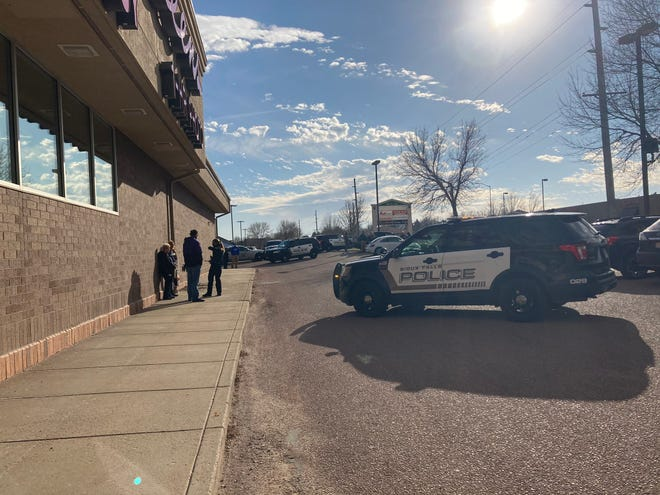Police at Walgreens near 57th and Cliff reporting to a call of shots fired.