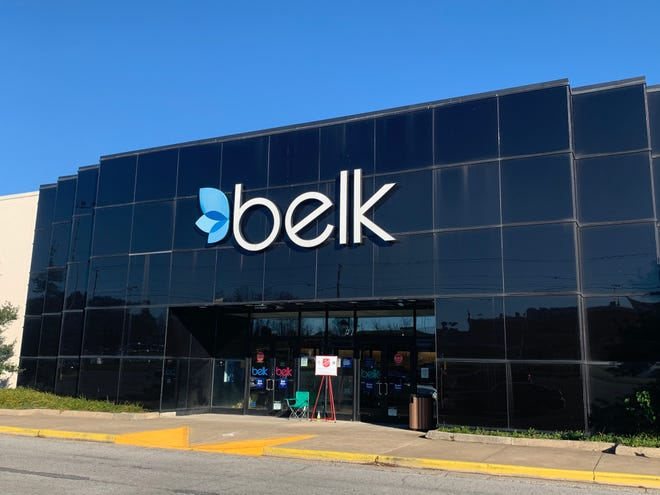 Belk in Staunton Mall