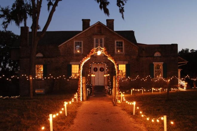 The grounds of Kreische Brewery and Monument Hill State Historic Sites are being transformed with holiday lights during the evenings from 5:30 p.m.-8 p.m. Dec. 4-6, 10-13 and 17-23. This annual event has been expanded to 14 nights to allow plenty of opportunities for social distancing. More than 50 holiday events will be celebrated at state parks and historic sites around the state.