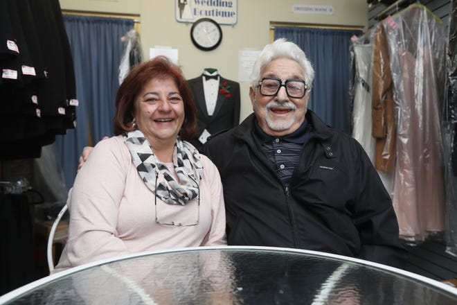 Nikko Vlahos and his wife Theresa own Nikko's Dry Cleaners in Zanesville. Vlahos came to the United States from Greece when he was 19, and eventually built a business with locations in Zanesville and Coshocton.