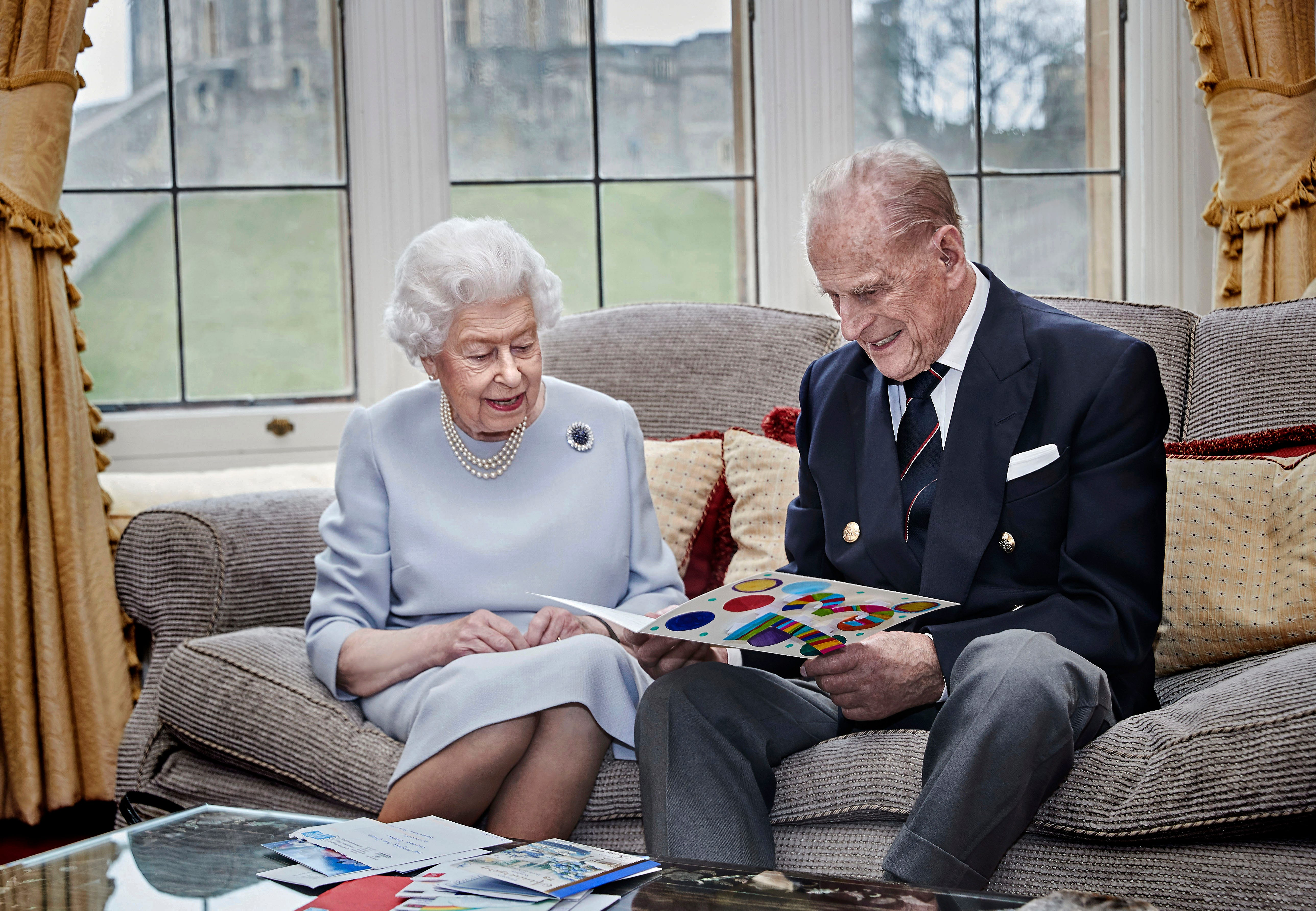 Look back at Prince Philip's 73-year royal love story with Queen Elizabeth II