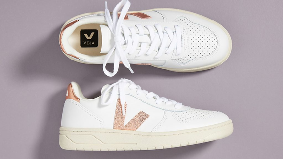 Best gifts from Anthropologie: Veja V-10 Sneakers