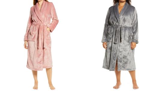Best Valentine's Day gifts: Nordstrom Bliss Plush Robe
