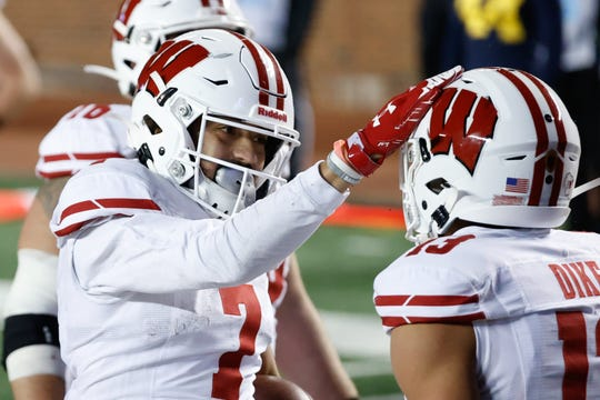 Wisconsin poses an interesting question for the College Football Playoff committee.