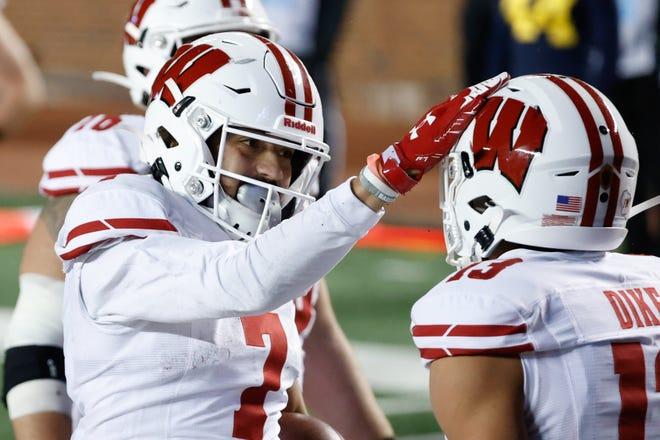 Wisconsin plantea una pregunta interesante para el comité de Playoffs de fútbol americano universitario.
