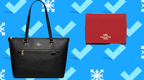 Shop incredible markdowns at Coach Outlet's Black Friday sale.