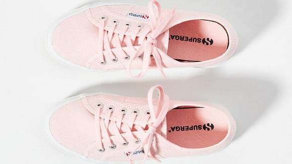 Best gifts from Anthropologie: Superga Sneakers