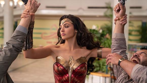 Gal Gadot returns in Wonder Woman 1984.
