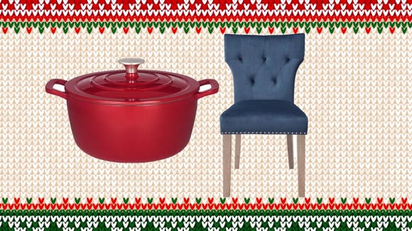 Snag everything from furniture to cookware at the Kohl's Holiday Home Sale.