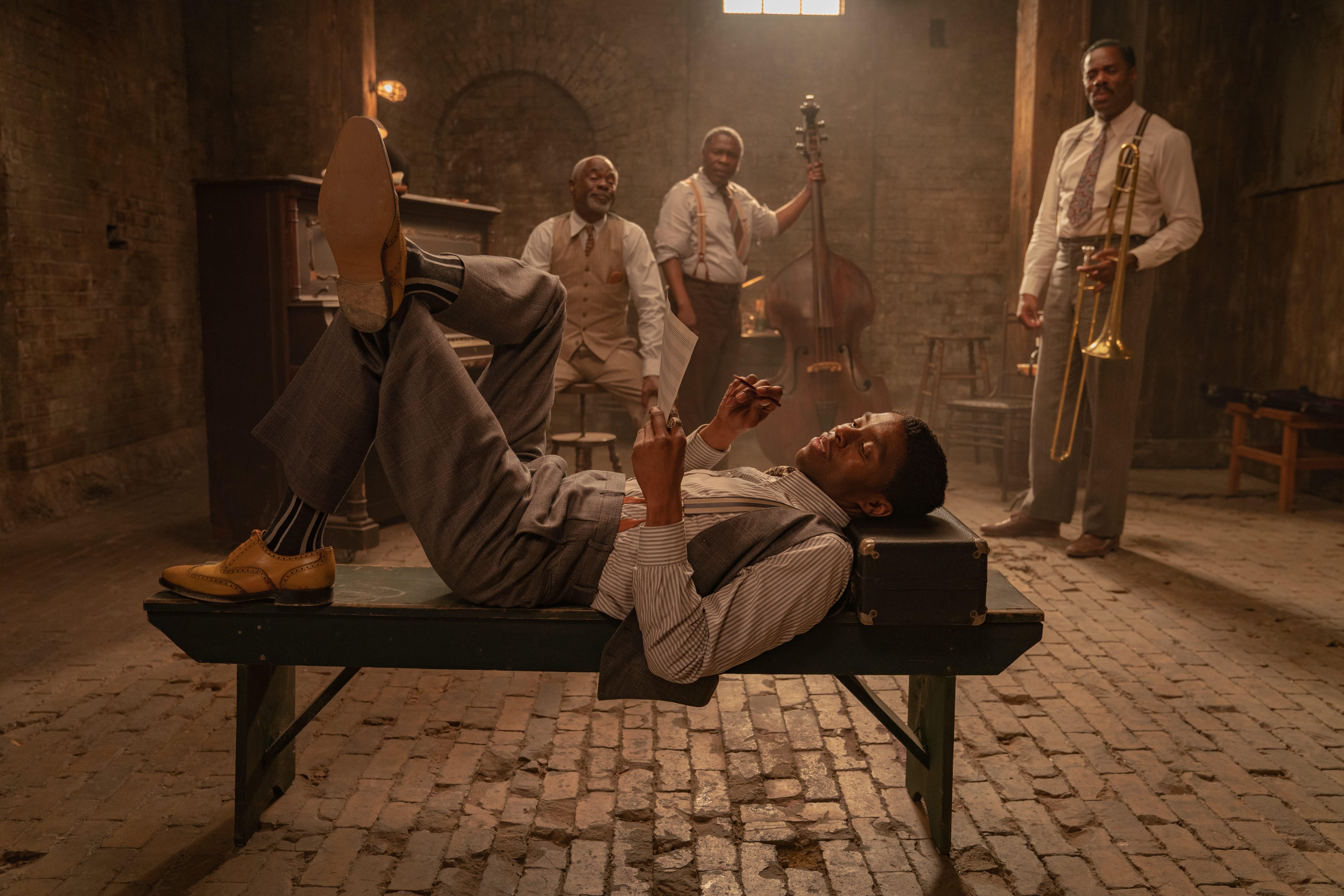 Review: Chadwick Boseman s final performance gives Netflix s  Ma Rainey s Black Bottom  a wondrous soul