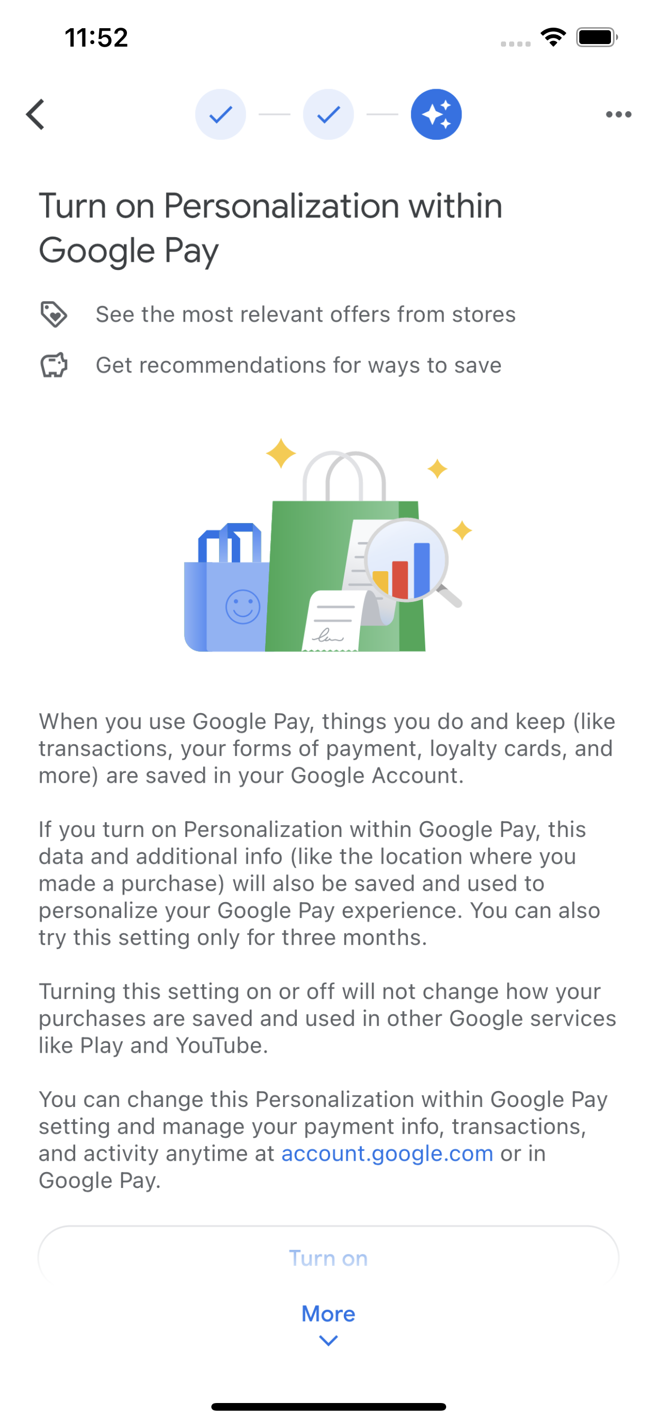 Google Pay: What opting into personalized offers can really mean for your privacy and finances
