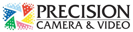 Precision Camera & Video Logo