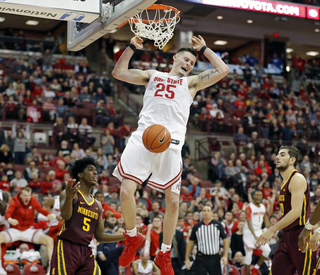 Kyle Young has averaged 5.1 points, 4.0 rebounds and 17.6 minutes per game through three seasons and improved in each of those categories each season.