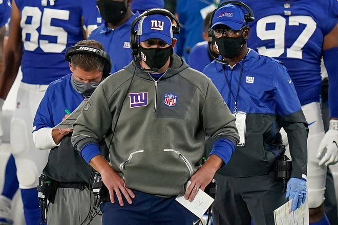 Joe Judge believes the Giants are getting closer to being what he envisions, so he is reinforcing the need for the basics.