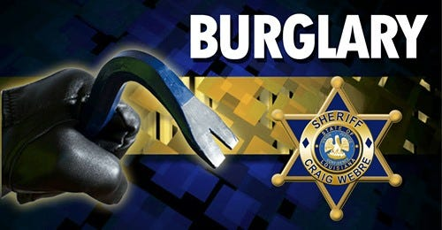 Burglary Investigation