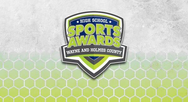 Wayne and Holmes County High School Sports Awards