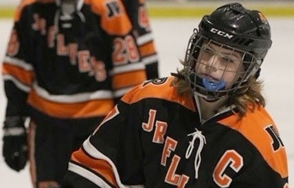 Young hockey player from Dover in for 'fight of his life' after severe spinal injury during game