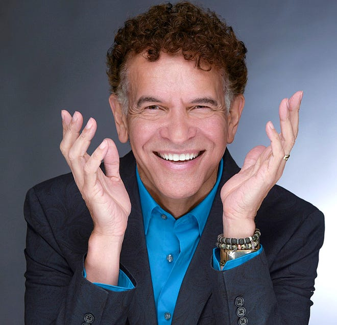 Brian Stokes Mitchell will be the host of a Broadway tribute to the Erie Playhouse this Thursday.