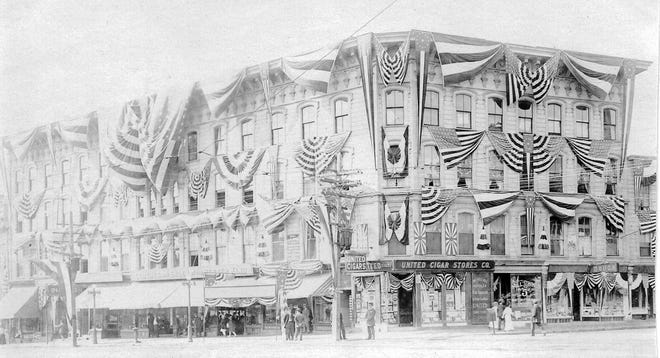 A Jan. 3, 1932 fire in Dover destroyed both Morrill blocks in Franklin Square. Twenty six businesses were destroyed. The blaze required firefighters from as far away as Haverhill, Massachusetts, and burned so hotly that the sprinkler system in the Strand Theater was set off.