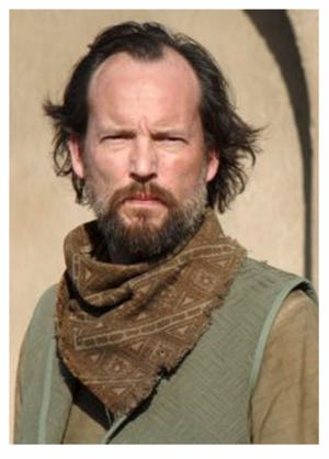 "Galesburg native David ""Dieterich"" Gray recently appeared on an episode of ""The Mandalorian"" on Disney+."