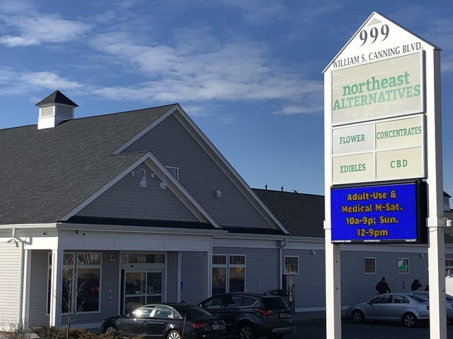 Northeast Alternatives has a location in Fall River. Its license for a location in Lakeville was stalled by the state because of its involvement in the Jasiel Correia investigation.