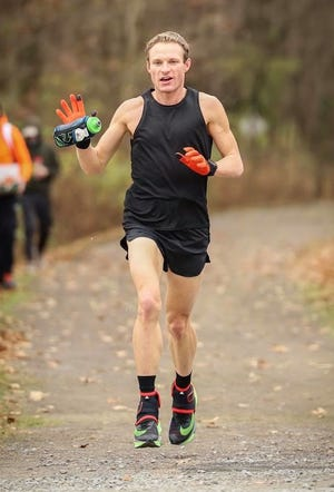 Taggart VanEtten makes successful debut in ultramarathon at Tunnel Hill 100.