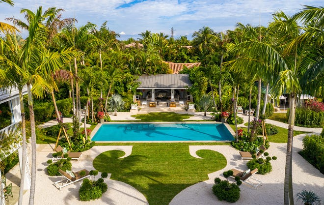 The Kips Bay Decorator Show House Palm Beach opened last February in West Palm Beach at 260 Palmetto Lane, which sold this month for a recorded $4.832 million.
