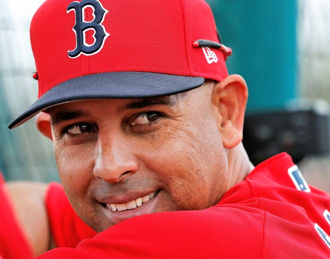 Boston Red Sox manager Alex Cora officially named Will Venable as team bench on Friday.
