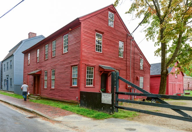 A New Hampshire Land and Community Heritage Investment Program grant will help Strawbery Banke Museum create an exhibit featuring the 20th century history of an African-American family in a restored c. 1750 Penhallow House.