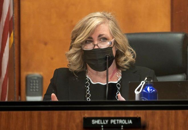 Delray Beach Mayor Shelly Petrolia