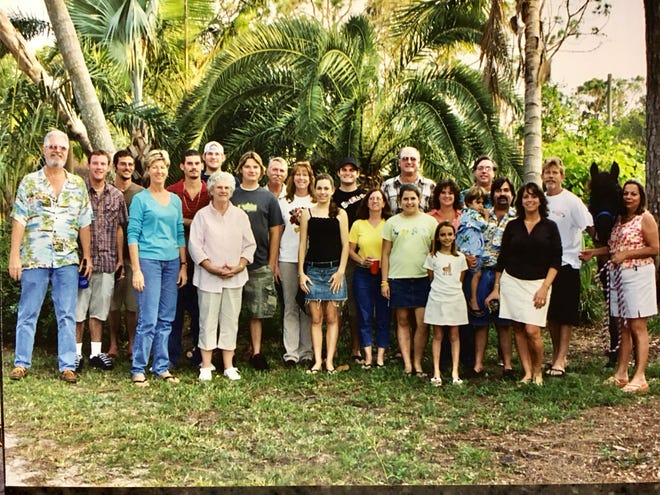Cocoa Begtrup and his wife Laurie have hosted Thanksgiving at their Royal Palm Beach home for more than 30 years, with as many as 35 family members enjoying a massive feast. But because of the COVID-19 pandemic, this year's group will shrink.
