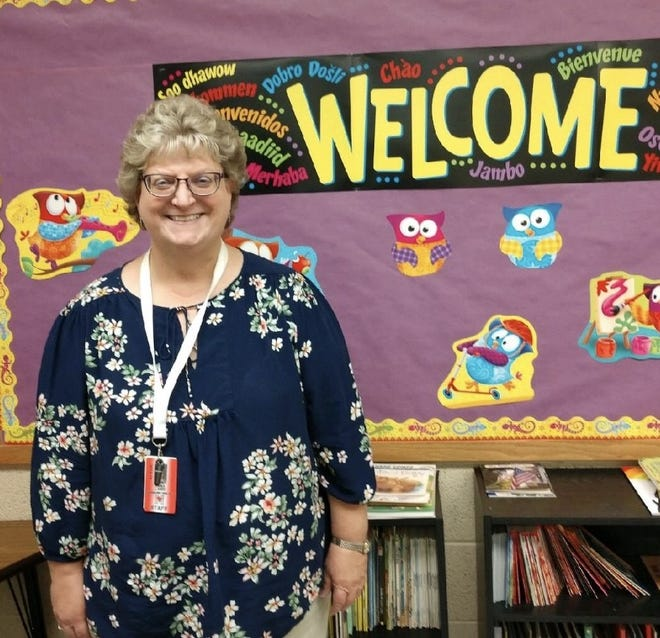 Jana Lamb, a teacher in the Macksville USD 351 school system, has had COVID-19 and, though now recovered, finds that she still struggles daily with tiredness and breathing issues.