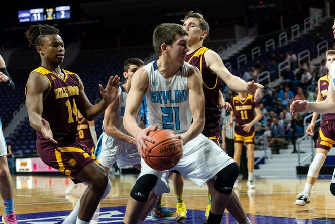 Aden Temanson will bring energy and a strong rebounding presence to the Thunderbirds as Skyline takes on a new basketball season under a new coach.