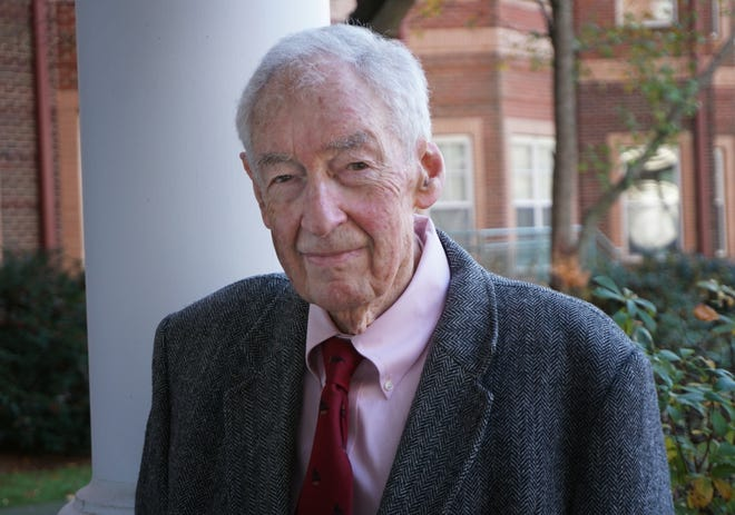 Melvin Zurier was just 25 and three years out of law school when he was handed a landmark case in 1956.